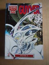 GUYVER - Techno n°23 - Manga Star Comics   [G370G]