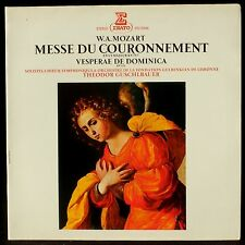 Mozart Messe du couronnement Guschlbauer LP NM/M & CV NM