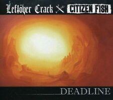 "LEFTÖVER CRACK / CITIZEN FISH - DEADLINE CD (2007) ""FAT WRECK CHORDS"""