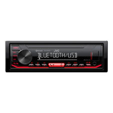 JVC KD-X260BT Digital Media Receiver Featuring Bluetooth/USB / Pandora/iHeartRad