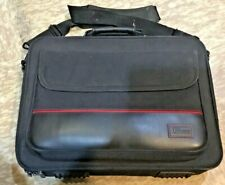 Targus Laptop Computer Bag - Black Carry Bag Notebooks