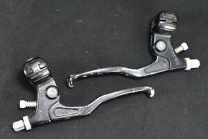 Vintage DIA-COMPE 284 Japan Cantilever-Brake Levers Reach Adust MTB BMX