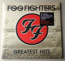 Foo Fighters sealed new 2LP vinyl Greatest Hits. Nirvana Dave Grohl Pat Smear