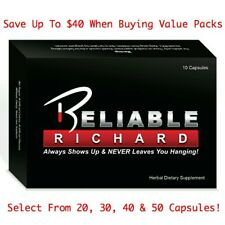 Reliable Richard Original Value Packs - #1 Best Performance Supplement!