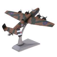 1/144 Alloy Diecast Warplane Model - British Handley Page Halifax B Mk III