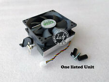 4pin DIY CPU Fan Cooler Heat Sink for AMD Opteron Socket G34 with Mounting Set
