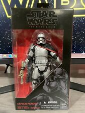 CAPTAIN PHASMA BLACK SERIES 6 STAR WARS HASBRO MIB