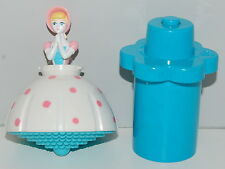 "1996 Spinning Bo Peep 4"" Burger King Action Figure Disney Toy Story"