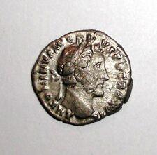 Ancient Roman Empire, Antoninus Pius. 151-152 Ad. Ar Denarius. Fortuna