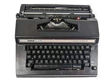 Brother Correct O Riter II - Vintage Cassette Typewriter 3912C  NO POWER CORD!!!