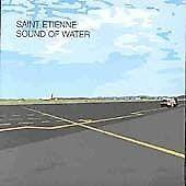 SAINT ETIENNE [ CD 2000 ] SOUND OF WATER - EXCELLENT CONDITION