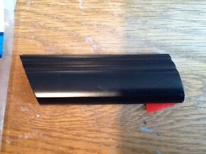 1985 1986 MERCURY LYNX 2 DOOR FRONT FENDER MOLDING - LEFT HAND - NEW OEM