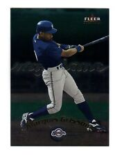 MARQUIS GRISSOM / 2000 FLEER MYSTIQUE #31 / MILWAUKEE BREWERS OUTFIELD (II)