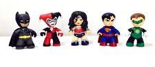 """Mezco Toyz Mezitz DC Universe Mini Figures Batman Harley Quinn Super Heroes 2"""""""