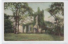 ERSKINE PARISH CHURCH, BISHOPTON: Renfrewshire postcard (C28310)