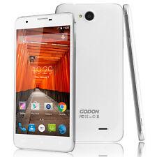 "5,5"" Zoll 8GB Android Smartphone Handy ohne Vertrag 4.4 Quad Core Dual Sim 3G"