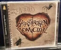 Twiztid - Heartbroken & Homicidal CD SEALED psychopathic records juggalo icp abk