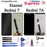 Ecran LCD pour Xiaomi Redmi 7 / Redmi 7A Plein Complete Tactile Noir Outils