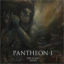 PANTHEON I - From The Abyss They Rise CD