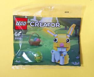 LEGO - Easter Bunny (30550) Creator - Polybag NEW & Sealed