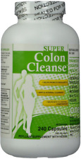 Super Colon Cleanse 500mg 240 capsules 04/2020