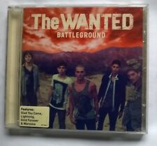 The Wanted - Battleground (2011 C ALBUM )Includes GLAD YOU CAME/GOLD FOREVER