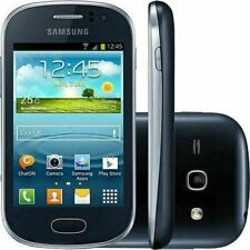 Samsung Galaxy Fame GT-S6810P - 4GB - Blue (Unlocked) Smartphone