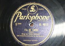 78rpm EDNA SAVAGE i`ll be there / evermore