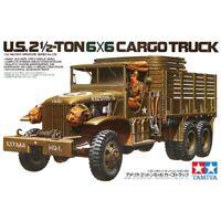 Tamiya 35218 U.S. 2 1/2-ton 6x6 Cargo Truck 1/35