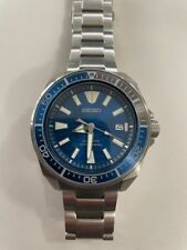 Seiko Prospex Blue Men's Watch - SRPD23 - Save the Ocean Great White Edition