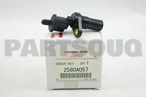 2560A057 Genuine Mitsubishi SENSOR,VEHICLE SPEED