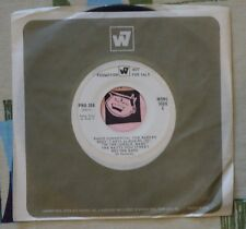 Watts 103rd Street Rhythm Band Radio Commercial 45 Advertising 1969 Mint-