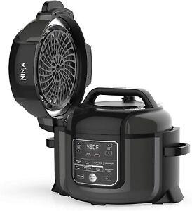 Ninja OP302 Foodi 9 in 1 Slow Cooker Tender Crisp Pressure - 6.5 Quart