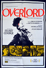 OVERLORD 1975 Brian Stirner, Davyd Harries, Nicholas Ball UK 1-SHEET POSTER