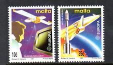 MALTA MNH 1991 SG888-889 EUROPA: EUROPE IN SPACE SET OF 2