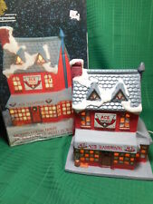 Holiday Expressions Dickens Collectables Ace Hardware Lighted Village Building
