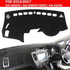 Car Dashboard Cover Dashmat Dash Mat Protector Pad For Kia Cerato YD 2013- 2017