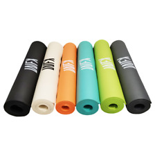 XXL Fitnessmatte 190 x 100 x 1 cm Sport Unterlage Boden Matte