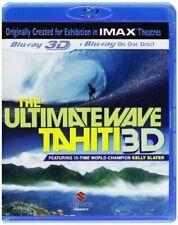 The IMAX - The Ultimate Wave Tahiti 3D - Blu-ray UK - Kelly Slater