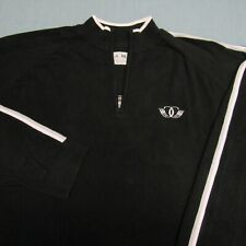 ADIDAS COTTON NYLON SPANDEX GOLF SWEATER--XL--CHERRY CREEK C.C.--TOP QUALITY!!