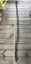 """Thick Logging Chain Towing 82"""" Links 2x3 Heavy Duty Vintage Farm Tractor"""