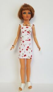 Tiffany Taylor Clothes handmade Summer DRESS and JEWELRY Fashion NO DOLL d4e