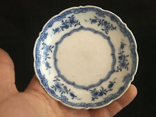 Chine Ancienne Sous Tasse Antique Saucer Cup Chinese China Porcelaine bleu