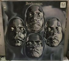The Bryrds Byrdmaniax UK Import Record 64389