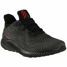 Adidas Zapatos Tenis De Hombre Para Correr alphabounce-Negro
