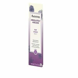 Aveeno Absolutely Ageless Eye Cream 3 in 1- 0.5 oz