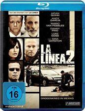 La Linea 2 ( Krimi-Drama BLU-RAY ) mit Andy Garcia, Aidan Quinn, Gary Daniels