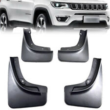 FOR 2017 2018 NEW Jeep Compass MP Body Style Front Rear Splash Guards Mud Flap