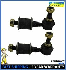 Fits 99-08 Chevy Tracker Suzuki Vitara (2) Front Left & Right Sway Bar Link