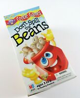Cootie Games Don't Spill The Beans Game, Complete, Milton Bradley